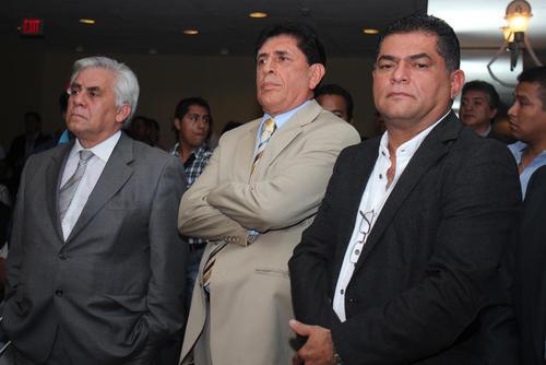 El doctor Brayan Jiménez ganó su reelección como Presidente de la Federación de Fútbol de Guatemala. (Foto: José Dávila/Soy502)