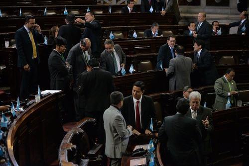 Los diputados aprobaron con más de 114 votos el Decreto 1-2014, que da vida al Convenio entre Guatemala y China-Taiwán. (Foto: Wilder López/Soy502)