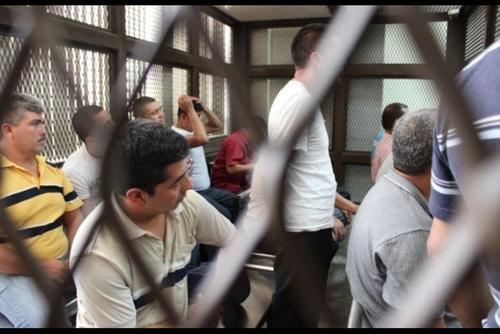 Los 19 policías permanecerán en prisión preventiva mientras esperan el inicio del juicio. (Foto: Archivo)