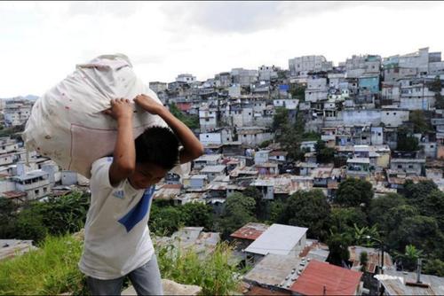 Honduras, Colombia, Brasil, Guatemala y Panamá ocupan los primeros 5 puestos de desigualdad en Latinoamérica. (Foto: EFE)