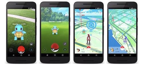 Pokémon Go podría convertirse en la versión definitiva de esta franquicia. (Foto: macrumors.com)
