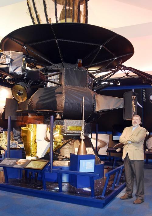 Hirst ha ocupado varios puestos de responsabilidad en la NASA. (Foto: Cortesía NASA)