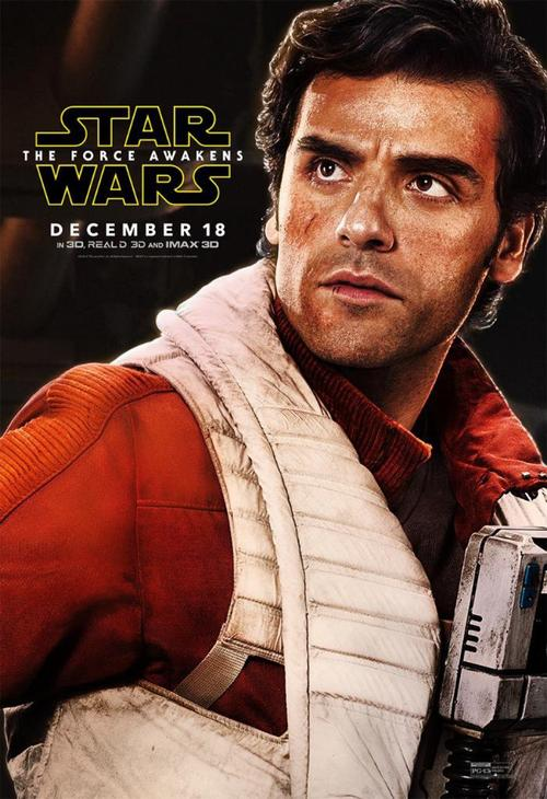 Oscar Isaac cuenta con su propio póster de la película. (Foto: blastr.com)