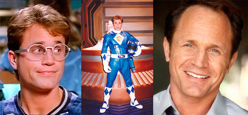El 'Power Ranger' azul David Yost alcanzó su máxima popularidad con la serie. (Foto: grazia.es)