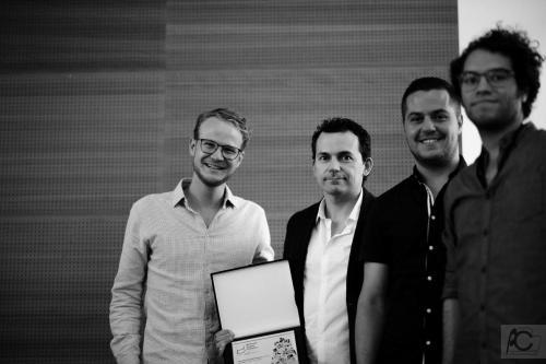 Guatemala ganó el primer lugar en la categoría Tercer Paisaje. (Foto: Biennale Spazio Pubblico)