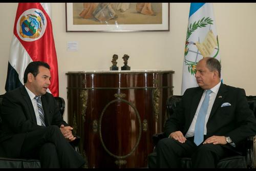 El presidente de Costa Rica, Luis Guillermo Solís, es uno de los Mandatarios que viajará a Guatemala para la toma de posesión de Jimmy Morales. (Foto: Presidencia de Costa Rica)
