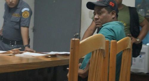 El guardia de Presidios capturado, tenía 15 años de servicio. (Foto: Presidios)