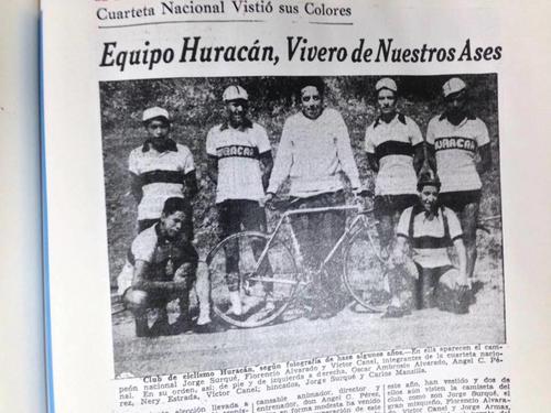 En 1925 se dieron las primeras competencias de ciclismo en Guatemala. (Foto: Hemeroteca Nacional)