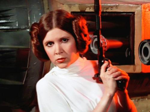La princesa Leia es uno de los personajes más recordados de la serie de películas Star Wars. (Foto: www.sopitas.com)