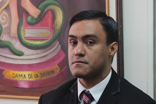 Otto Fernando Molina Stalling, hijo de la magistrada de la CSJ, permanece en prisión preventiva. (Foto: Archivo/Soy502)