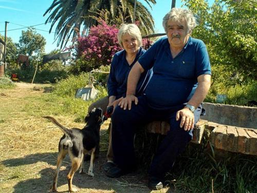 Mujica rechazó vivir en la residencia presidencial durante su mandato y continuó viviendo en su granja. (Foto: Internet)