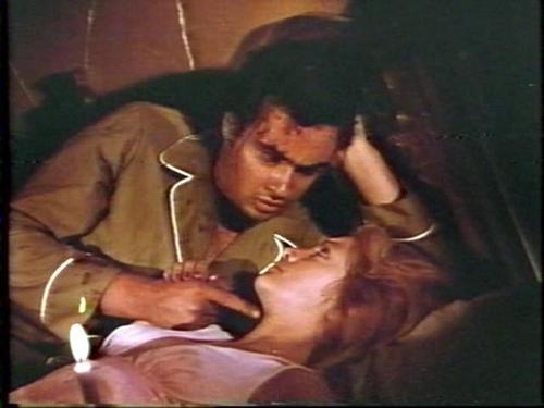 Leonardo Morán y Norma Lazareno, de México, fueron los protagonistas de la película nacional dirigida por Rafael Lanuza. (Foto: Luigi Lanuza)