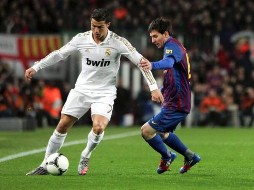 Cristiano Ronaldo y Messi son los dos futbolistas con mayores ganancias del 2013. (Foto: AFP)
