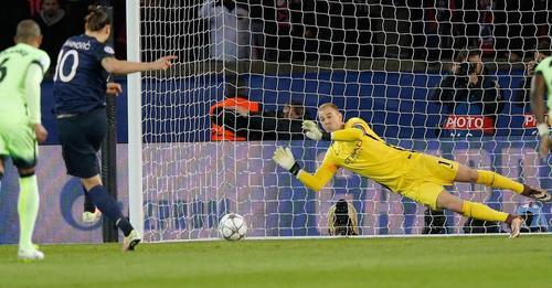 Zlatan falló un penal, pero luego se recuperó con un gol. (Foto: Agencias)