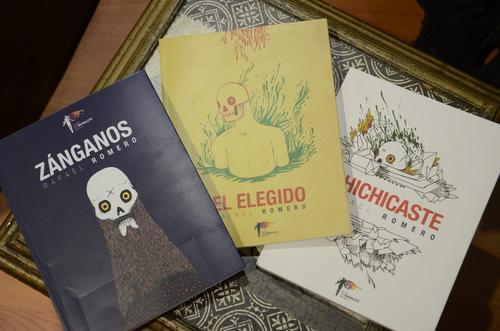 La historia está tan bien hilada que el lector no querrá perderse ninguna de las entregas. (Foto: Selene Mejía/Soy502)
