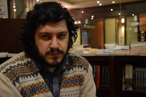 Romero reside en Madrid, España y ha tomado un lugar importante entre los mejores escritores contemporáneos.  (Foto: Selene Mejía/Soy502)