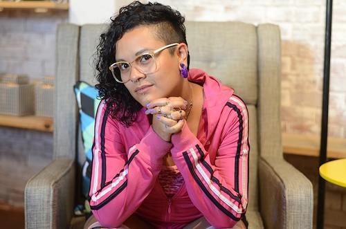Rebeca Lane, expresa el sentir de las mujeres latinoamericanas, a través de sus canciones. (Foto: Selene Mejía/Soy502)