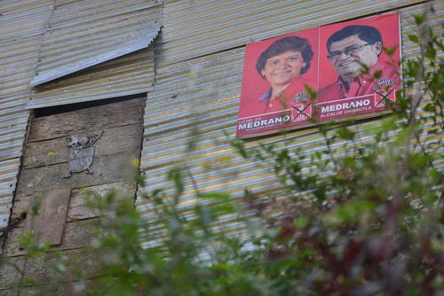 Una de las viviendas parte del proyecto. (Foto: Wilder López/Soy502)