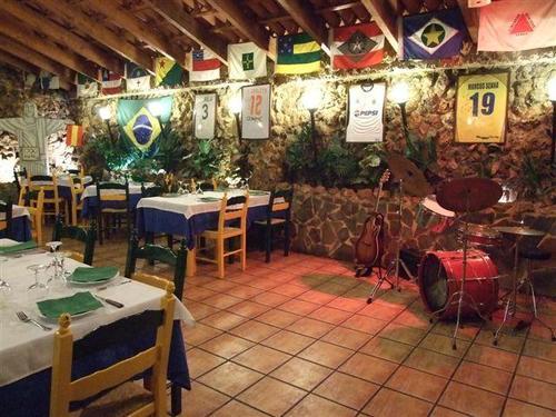 Restaurantes en diferentes ciudades de Brasil han cambiado sus menú e incrementado los precios para captar el dinero de los más de 600 mil turistas que se esperan (Foto: Archivo)