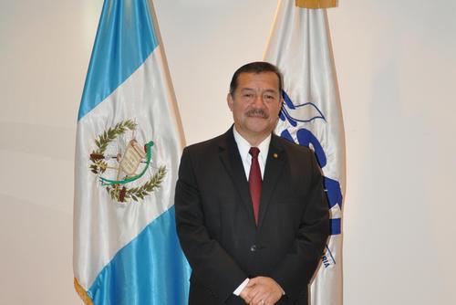 Francisco Rivera Escobar, es el nuevo jefe interino de la SAT, quien asumirá el puesto hasta que el Presidente del país nombre a uno nuevo. (Foto: SAT)