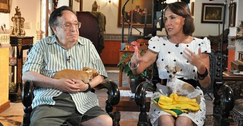Florinda asegura que solo está cobrando el valor del terreno en Cancún.