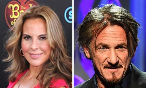 Kate del Castillo y Sean Penn lograron hablar con El Chapo desde su escondite. (Foto: Getty Images)