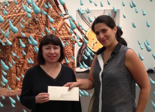 Alma Ruiz ha curado importantes muestras de artistas latinoamericanos. (Foto: vaearts.org)