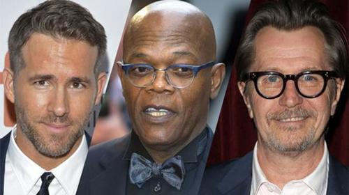 Ryan Reynolds, Samuel Jackson y Gary Oldman protagonizarán la cinta que se aún se graba.