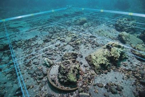 En el fondo del Lago de Atitlán se encuentran los vestigios de Samabaj, la ciudad sumergida (Foto: Archivo)