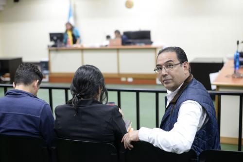 Sammy Morales y José Manuel Morales pedirán al juez que les permita visitar otros departamentos del país. (Foto: Wilder López/Soy502)