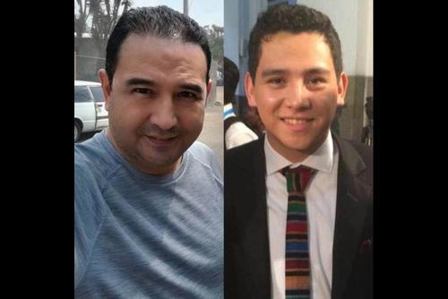 Sammy Morales y José Manuel Morales, el hermano e hijo del presidente Jimmy Morales son investigados por el MP. (Foto: Archivo/Soy502)