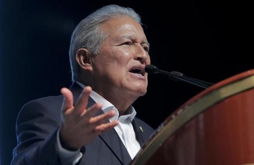 """Según fuentes del Gobierno salvadoreño Sánchez Cerén realiza la visita por ser una """"invitación especial"""". (Foto: EFE)"""