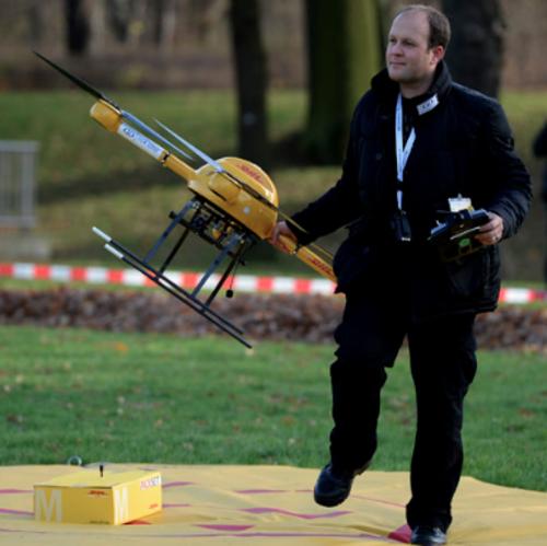 El primer vuelo de prueba en Alemania fue un éxito. (Foto: AFP)