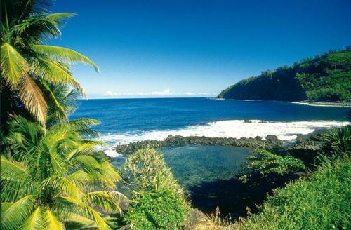 Isla La Reunión.