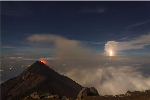 La imagen majestuosa que compite en el concurso de National Geographic.