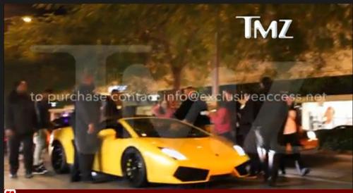 Según la Policía de Miami Beach,Bieber se opuso al arresto. Foto: TMZ