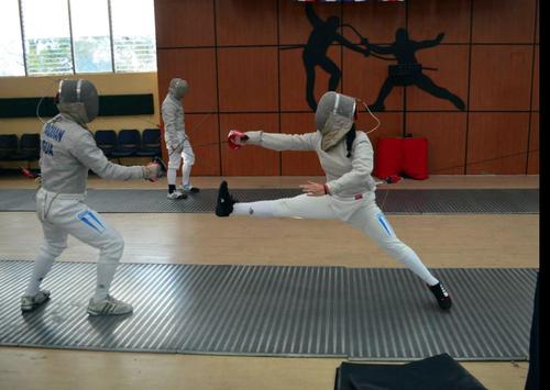 Florete, Sable y Espada serán las especialidades que disputarán hombres y mujeres. (Foto: CDAG)