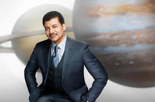 La conducción de la serie estará a cargo del astrofísico Neil deGrasse.