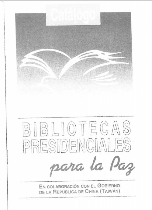 """Esta imagen de las portadas de los libros del proyecto """"Bibliotecas Presidenciales para la Paz"""" fue anexada al informe entregado a Cancillería."""