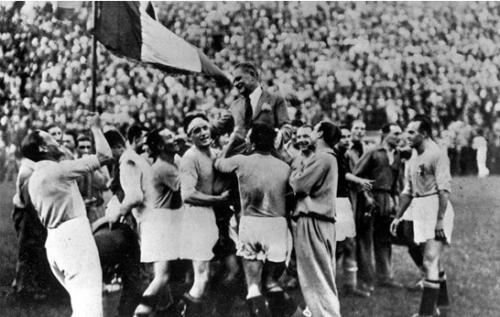 Italia fue la vencedora del segundo mundial, jugado en su propia casa. (Foto: Pooper Foto)