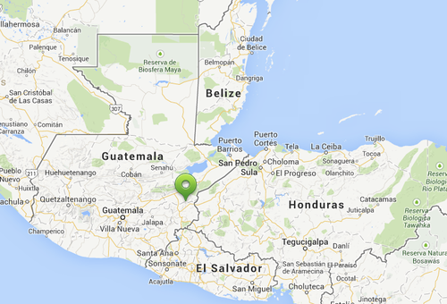 El beliceño fue capturado en una aldea que limita con Honduras a donde pretendía huir.