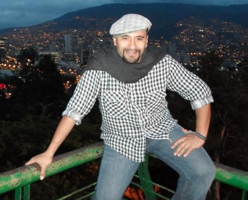 Rogelio Casasola vive desde hace 10 años en México. (Foto:Rogelio Casasola)