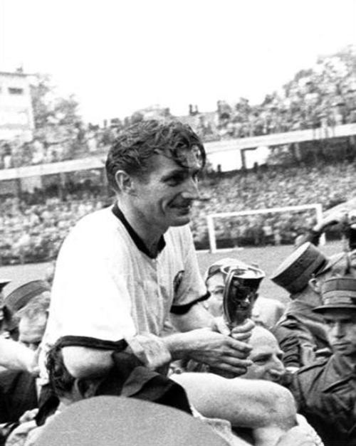 Alemania fue, en esta quinta edición mundialista, la ganadora de la copa.