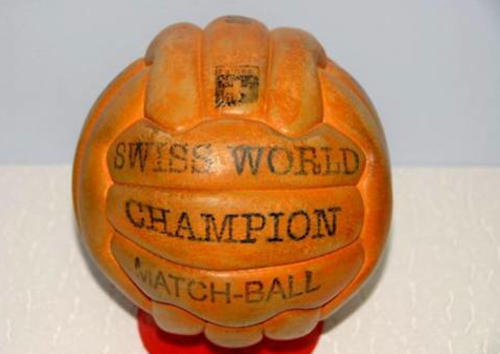 El Swiss World Champion de Suiza 1954.