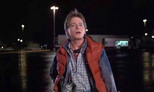 Aunque pasa el tiempo, Michael J. Fox aún es recordado como Marty Mcfly (Foto: sopitas.com)