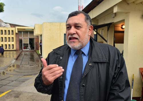 Leonel Escobar, director del Departamento de Inscripción de Ciudadanos y Elaboración del Padrón, explicó que la base de datos del Padrón Electoral está segura y no ha sido vulnerada. (Foto: Jesús Alfonso/Soy502)