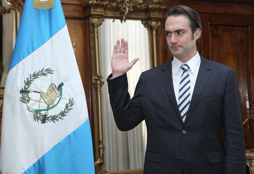 Acisclo Valladares Urruela es el nuevo titular de Pronacom. (Foto: Presidencia)