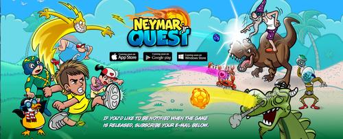 Neymar Jr. Quest es gratuito, pero el jugador podrá adquirir artículos adicionales. (Foto: neymarjrquest.com)