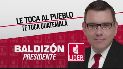 La campaña que empezó con la expectación terminó siendo un punto en contra para Manuel Baldizón.