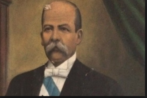 Manuel Estrada Cabrera fue encarcelado pero luego declarado incapaz para enfrentar juicio. (Foto: Archivo UFM.)